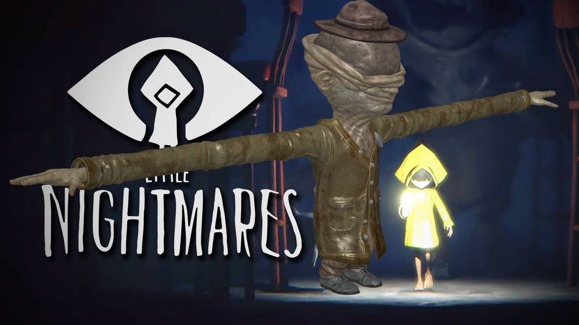 LITTLE NIGHTMARES - JANITOR by Oo-FiL-oO on DeviantArt