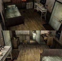 DOWNLOAD MY DAZ STUDIO SH2 BEDROOM SCENE PRESET by Oo-FiL-oO