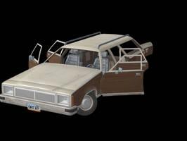 LIS 2  - BRODY CAR by Oo-FiL-oO