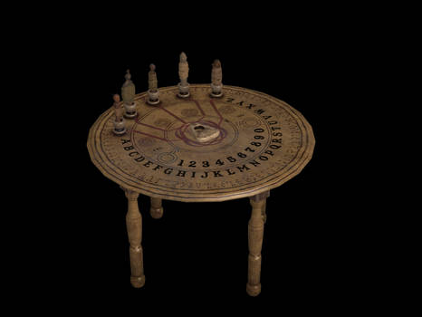 TCH - OUIJA TABLE