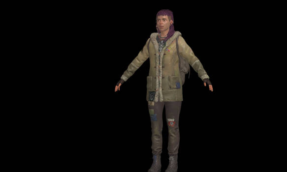LIS 2 - CASSIDY IN GAME BONES