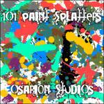 101 Paint Splatters