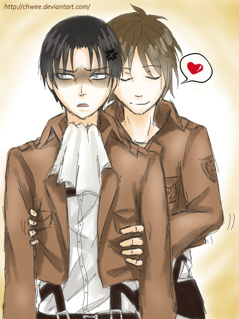 Levi x Seme!Male!Reader - Uniform Inspection- by