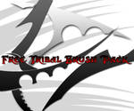 Thick Tribal Brushes