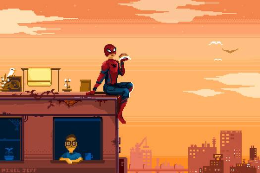 Even heroes need a break