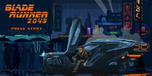 Blade Runner 2049 : The Game by pixeljeff1995
