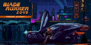 Blade runner 2049 (Re-edit version)