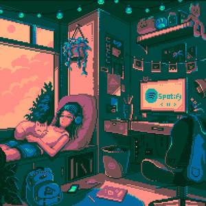 Spotify X Pixel Jeff
