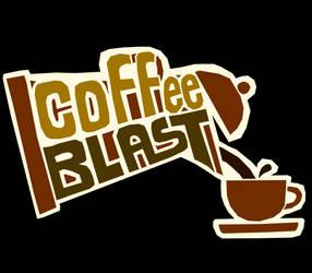 Coffee Blast: The Graphic Novel (PDF DOWNLOAD) by BunnzieBungo