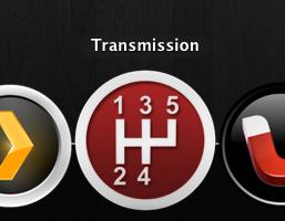 Transmission Round Icon by bonez89