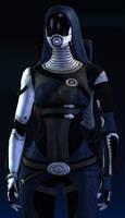 Tali 3 sets - Mass Effect