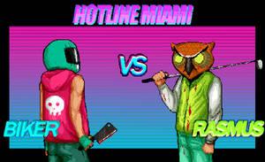 Hotline Miami by PauNZ