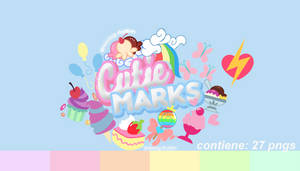 #Cutie marks / pack png