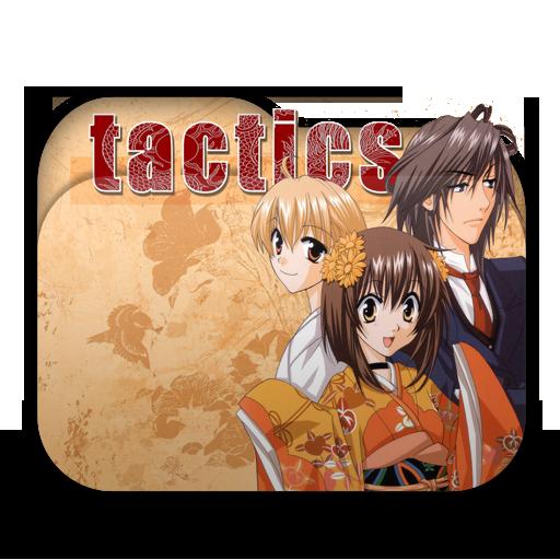 """Képtalálat a következőre: """"Tactics anime ico"""""""