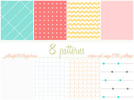 Pack de Patterns by JustLaugh143