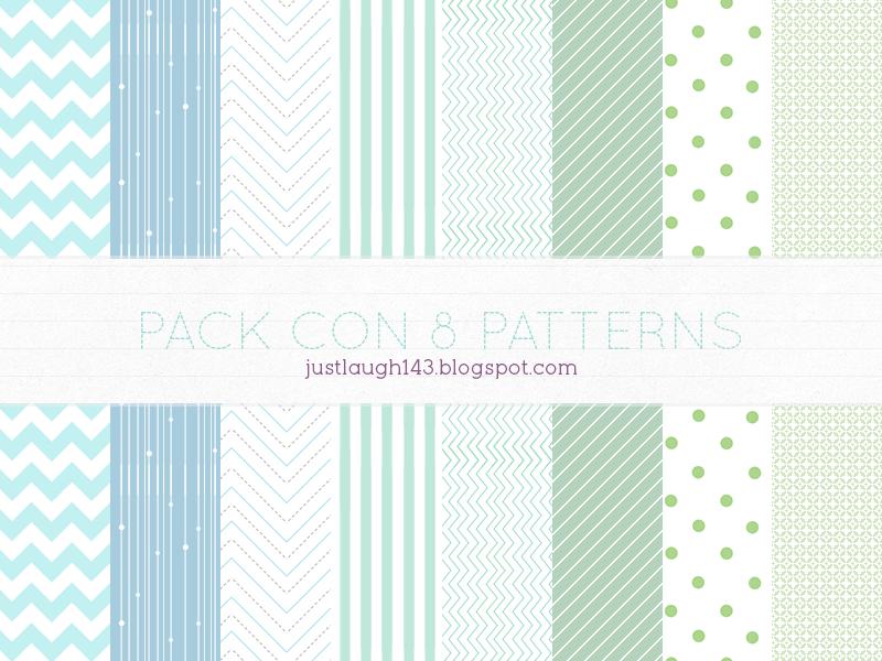 Segundo Pack de Patterns by JustLaugh143