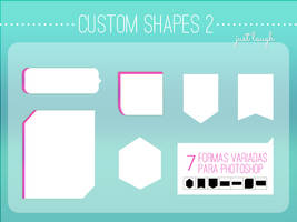 Custom Shapes Pack 2 by JustLaugh143