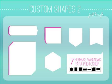 Custom Shapes Pack 2