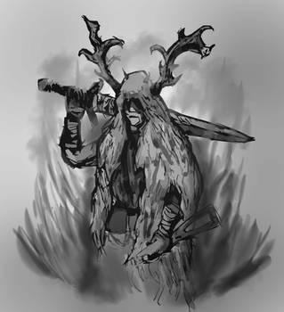 Beast Hunter Garb by BanjoInk