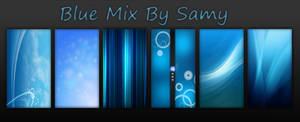 Blue Mix By Samy