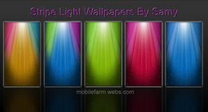 Stripe Light Wallpapers By Sam