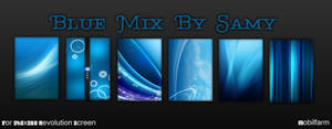 Blue Mix By Samy v3