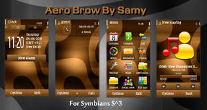 Aero Brown By Samy for S3