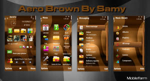 Aero Brown By Samy for v5