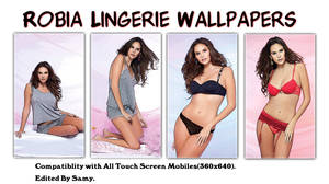 Robia Lingerie Wallpapers