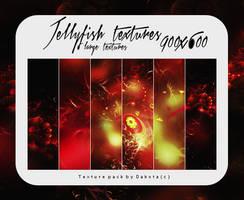 Jellyfish textures pack - 3 by pretenditsfine
