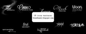 10 Icon Textures - 1 (bloodbonds.blogspot.com)