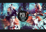 PSD coloring 2: Tutte in fiore