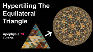 Hypertile Equilateral Triangle Tutorial