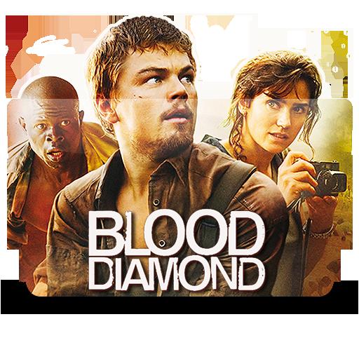 Blood Diamond (2006)  Hindi Dubbed