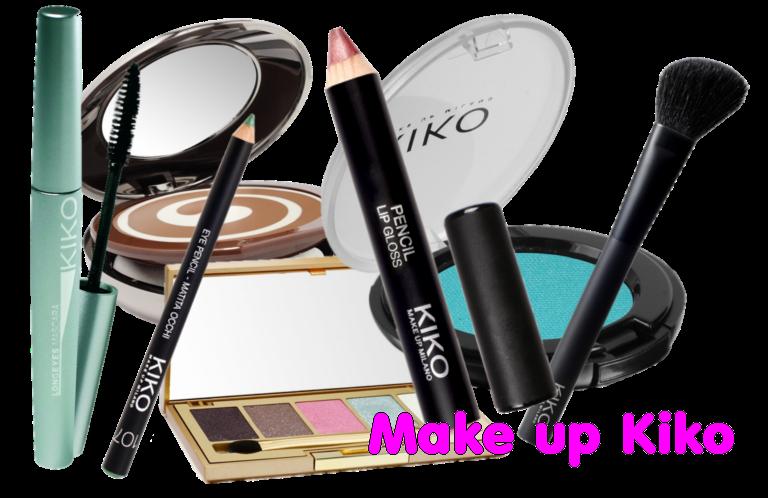 Png Kiko Make up  Set1 by JEricaM