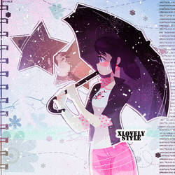 Rain Umbrella Marinette