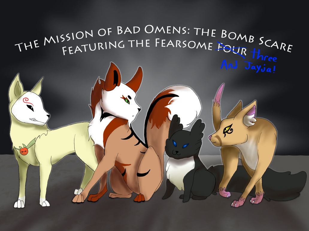 KF M3 - Team 4.2 - Chapter 1 by Dragon-of-Twilight