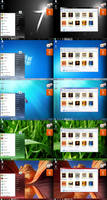 Windows Seven Aero Ultimate for XP