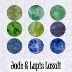 Jade and Lapis Patterns