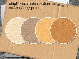 Chipboard Maker Action