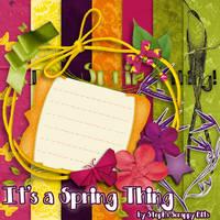 It's a Spring Thing Minikit