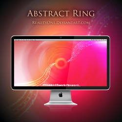 Abstract Ring by RealityOne