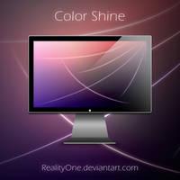 Color Shine by RealityOne