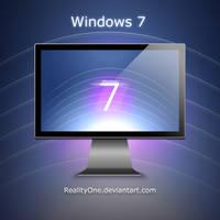 Windows 7 'lines' by RealityOne