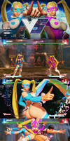 R.Mika Costume Alpha Series 3rd Edition