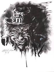 Leprechaun inks by Baddahbing