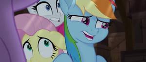 My Little Pony Movie My Version Part 3