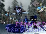 Drowned Brutalight SFM/Gmod ponies