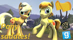 Saddle for ponies! SFM-Gmod