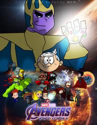 Avengers- Endgame by Bearquarter2008